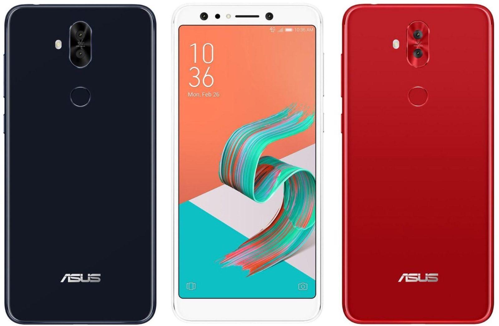 ASUS ZenFone 5 Lite Press Renders Evan Blass