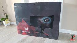 Acer Predator Z1 Confezione