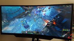 Acer Predator Z1 League of Legends