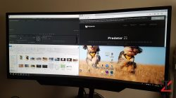 Acer Predator Z1 Multitasking