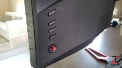 Acer Predator Z1 Pulsanti