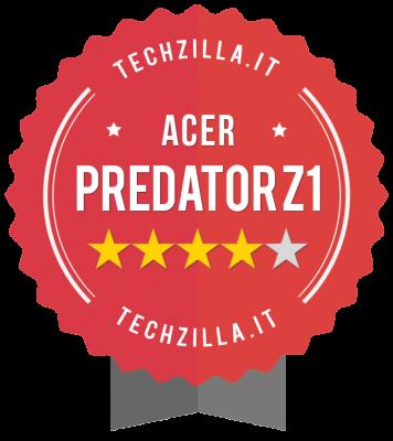 Badge Acer Predator Z1