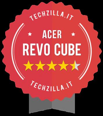 Badge Acer Revo Cube: