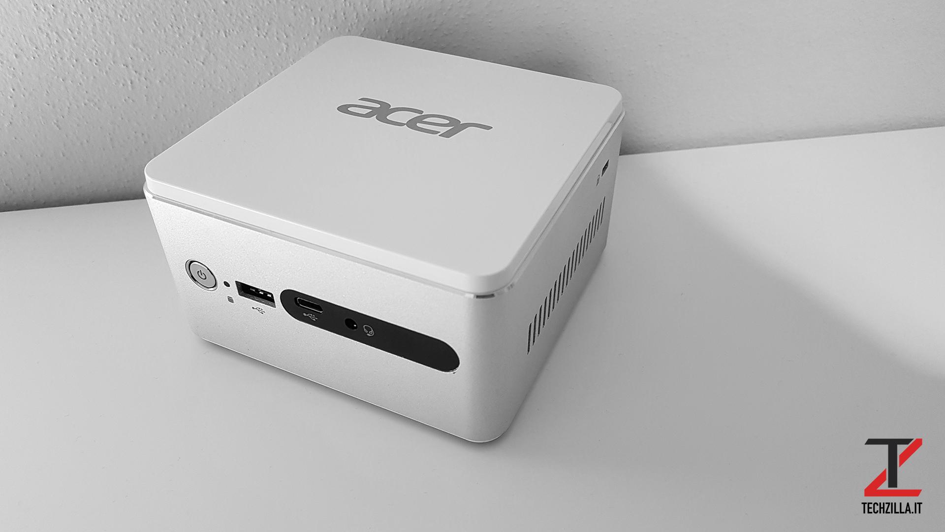 Acer Revo Cube Evidenza