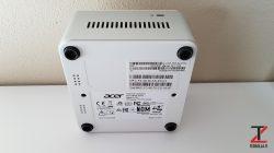 Acer Revo Cube Lato Inferiore