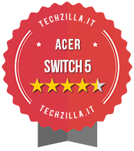 Badge Acer Switch 5