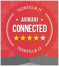 Badge Emporio Armani Connected
