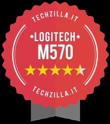 Badge Logitech M570
