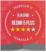Badge Xiaomi Redmi 5 Plus
