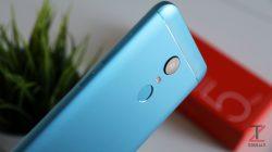 Xiaomi Redmi 5 Plus design