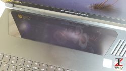 Acer Triton 700 Touchpad Didate