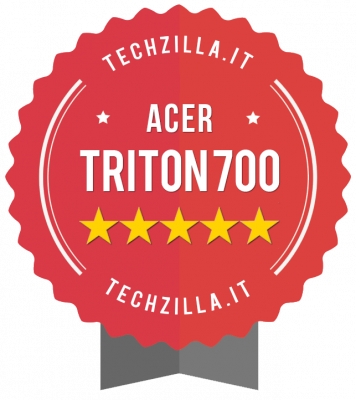 Badge Acer Predator Triton 700