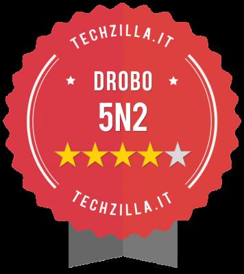 Badge Drobo 5N2