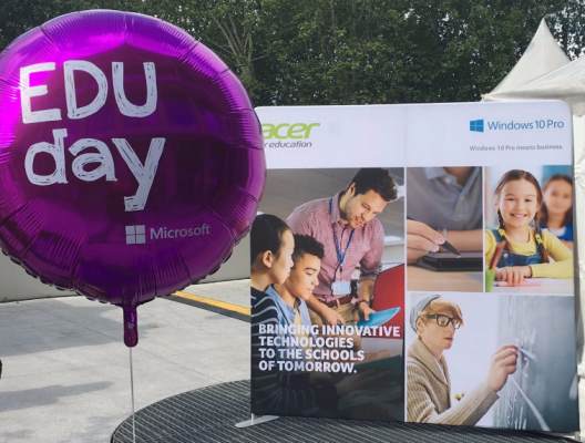 Microsoft Acer edu day
