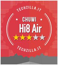 Badge Chuwi Hi8 Air
