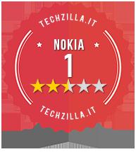 Badge Nokia 1