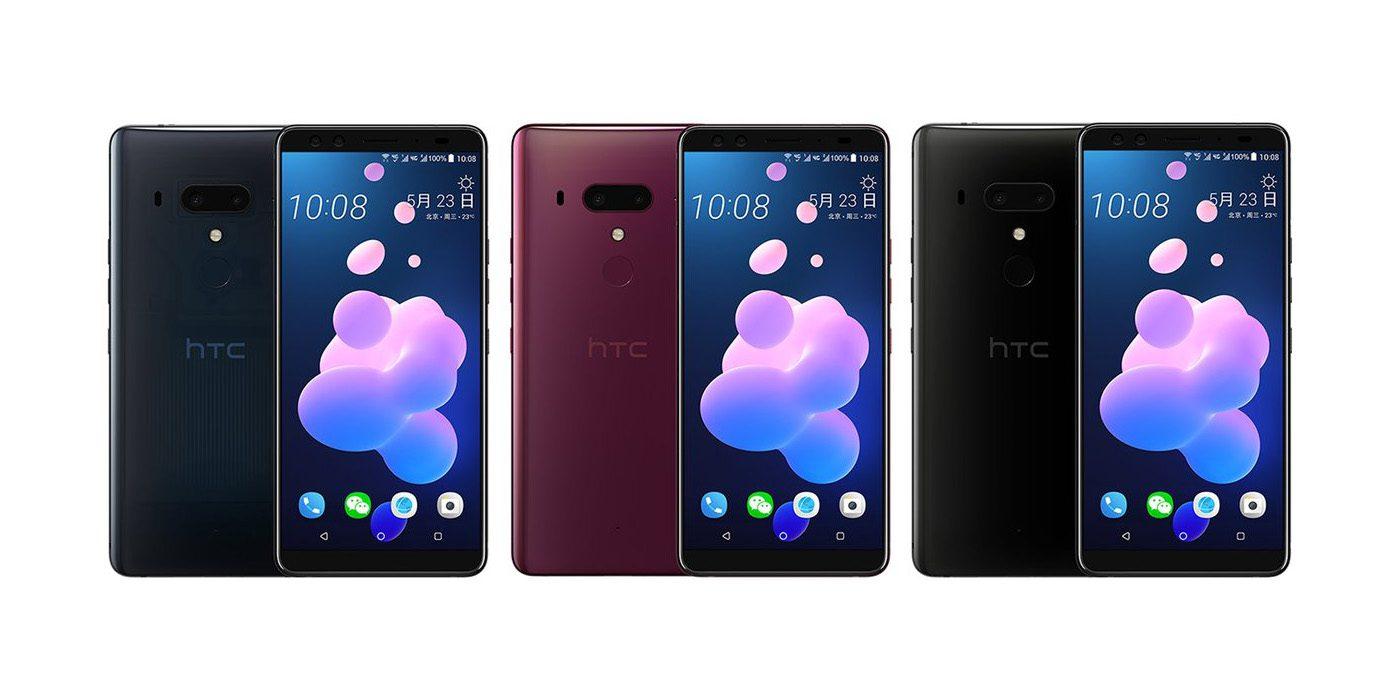 Miglior smartphone del 2018 htc u12+