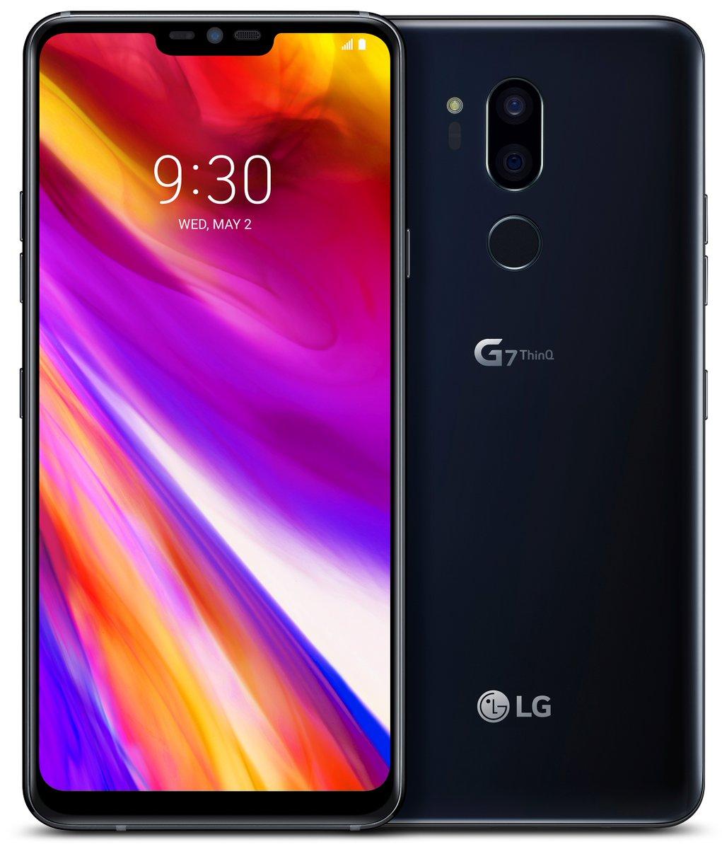 Miglior smartphone del 2018 lg g7