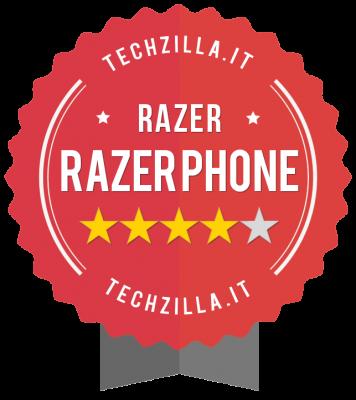 Badge Razer Phone