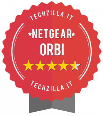 Badge Netgear Orbi