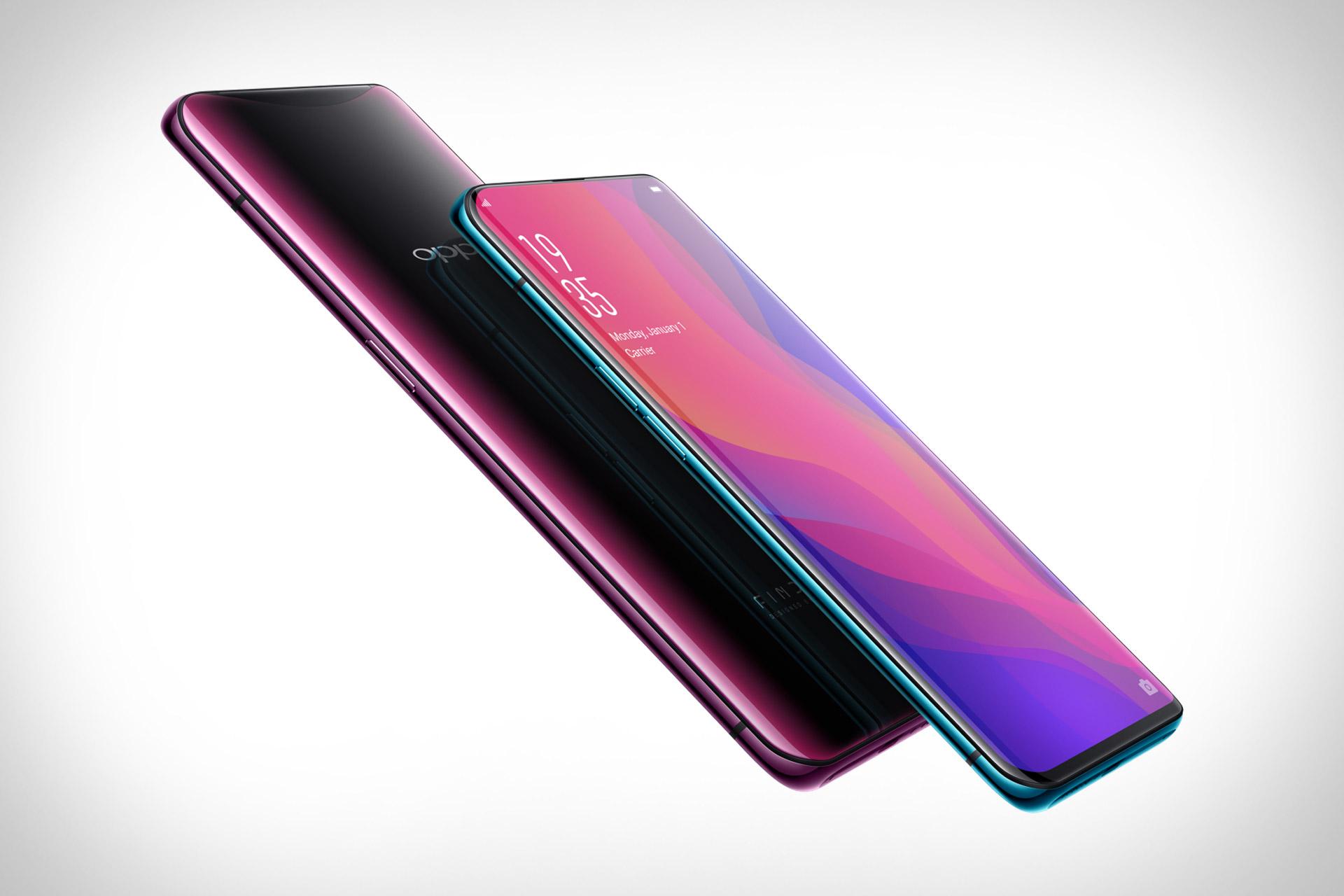 Miglior smartphone del 2018 oppo find x