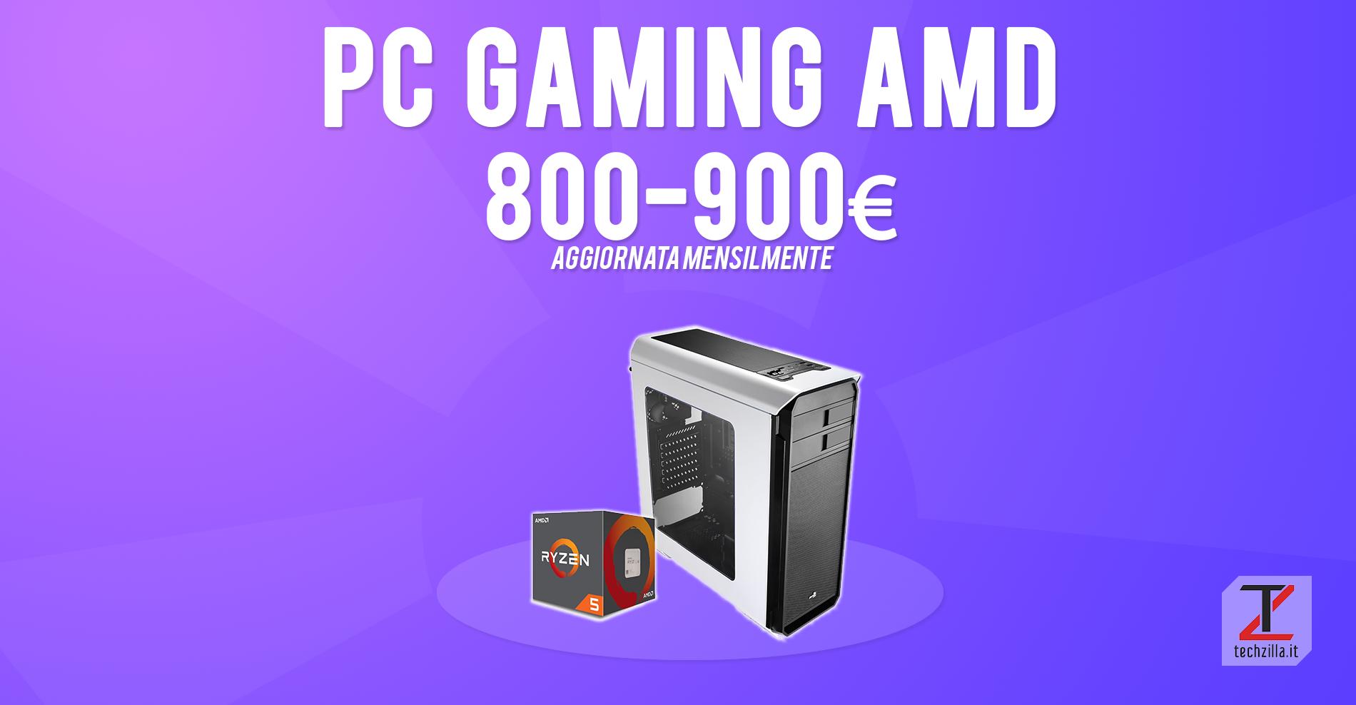 pc gaming AMD