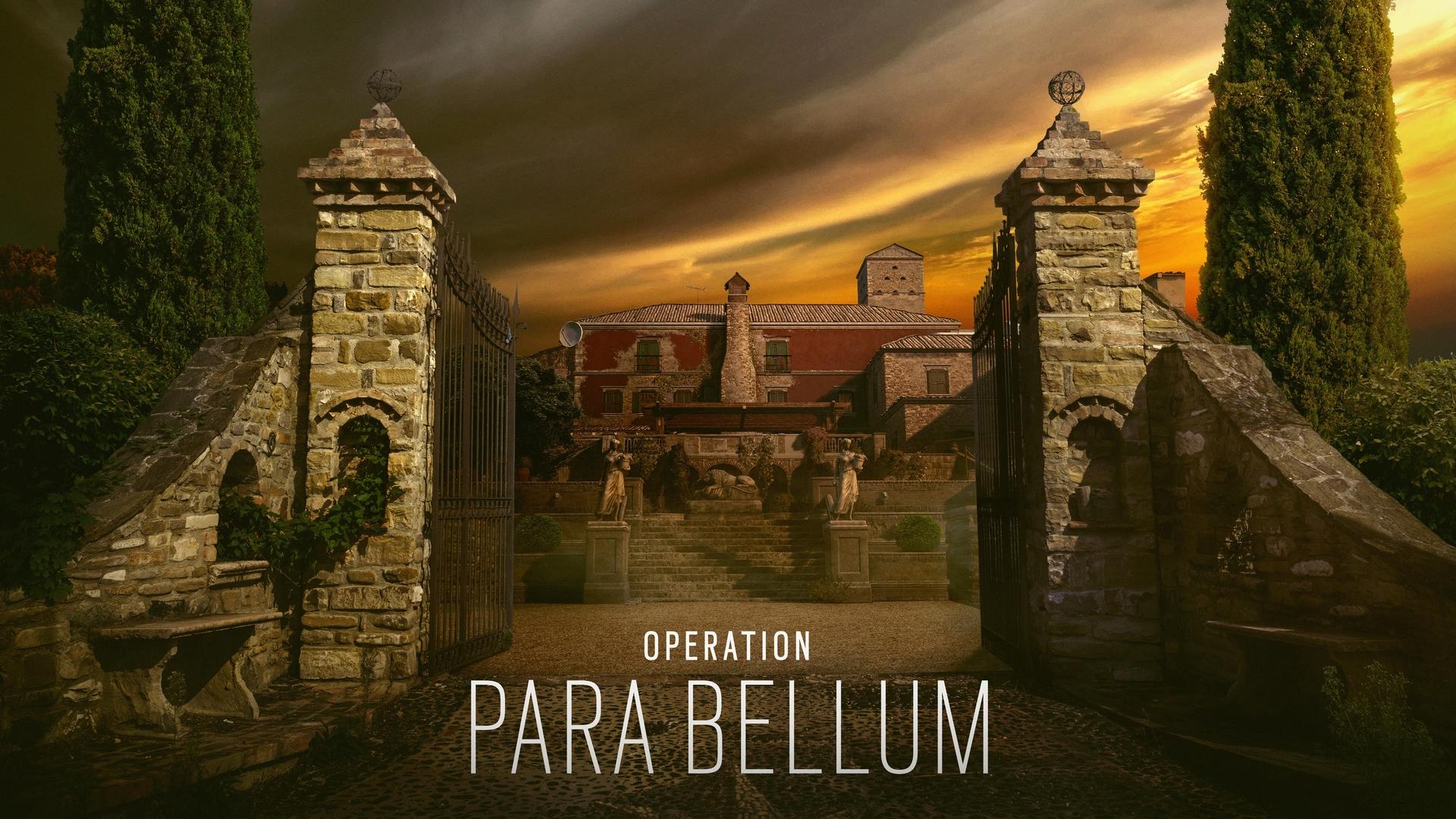 rainbow 6 siege operation para bellum