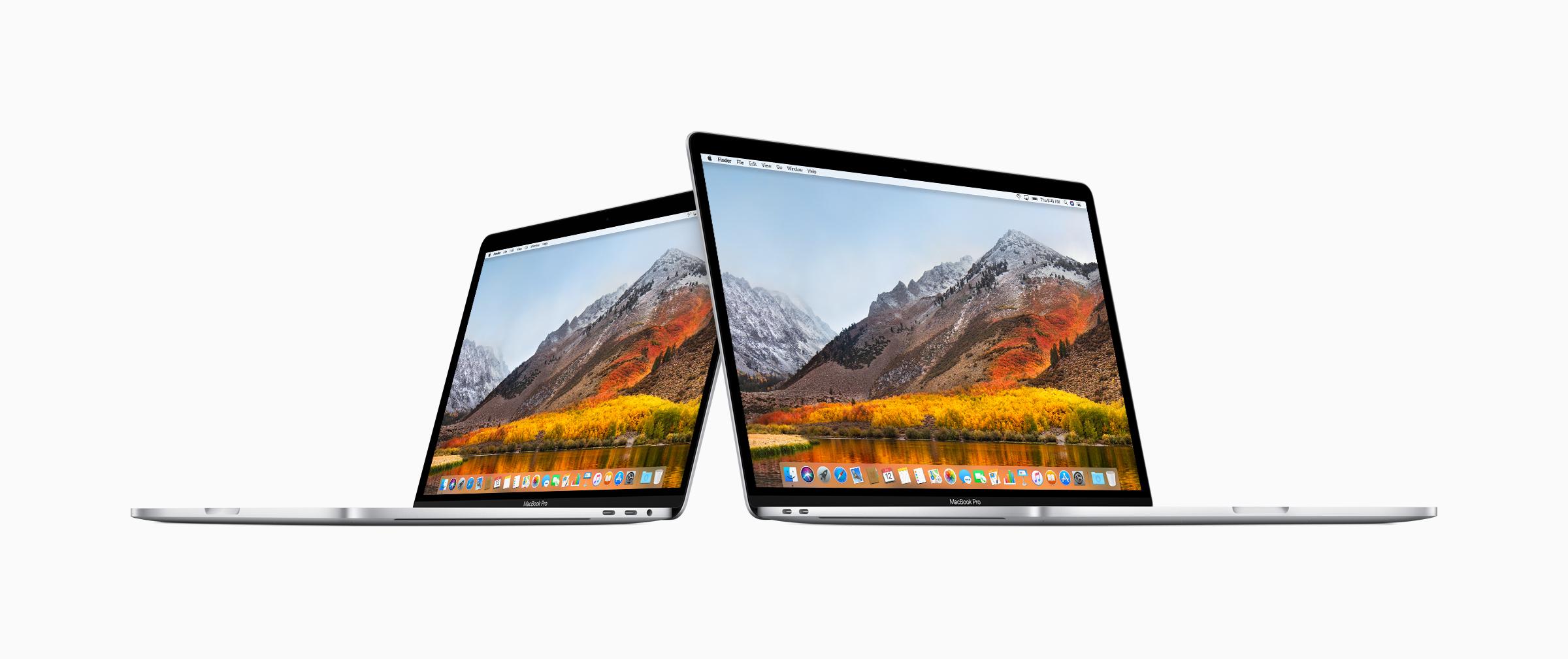 1531402877 Apple MacBook Pro update 13in 15in 07122018