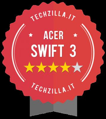 Badge Acer Swift 3