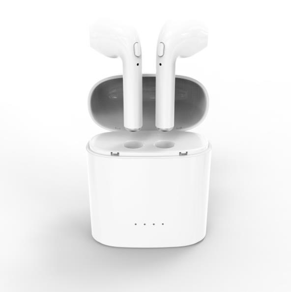 HBQ I7S TWS Auricolari Ture Wireless Bluetooth Auricolari Doppia Twins Auricolari Stereo Musica Auricolare Per iphone