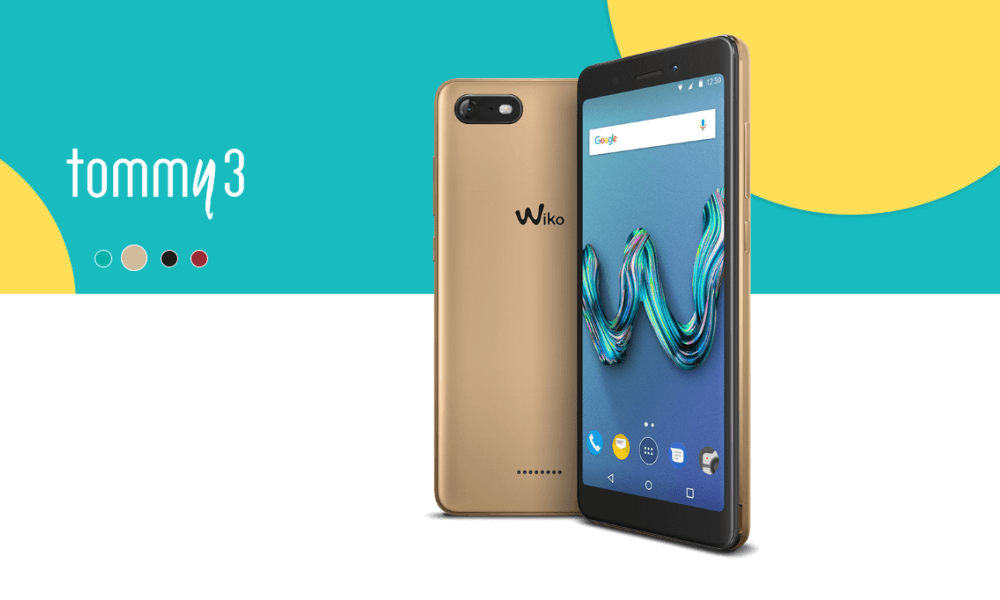 Wiko Tommy 3 di Indonesia