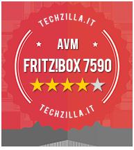 Badge FRITZ!Box 7590