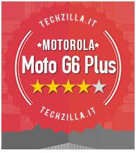 Badge Motorola Moto G6 Plus