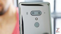 HTC U12+ fotocamera