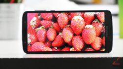 Motorola Moto G6 Plus display