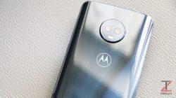 Motorola Moto G6 Plus design