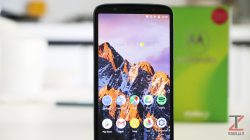 Motorola Moto G6 Plus scheda tecnica
