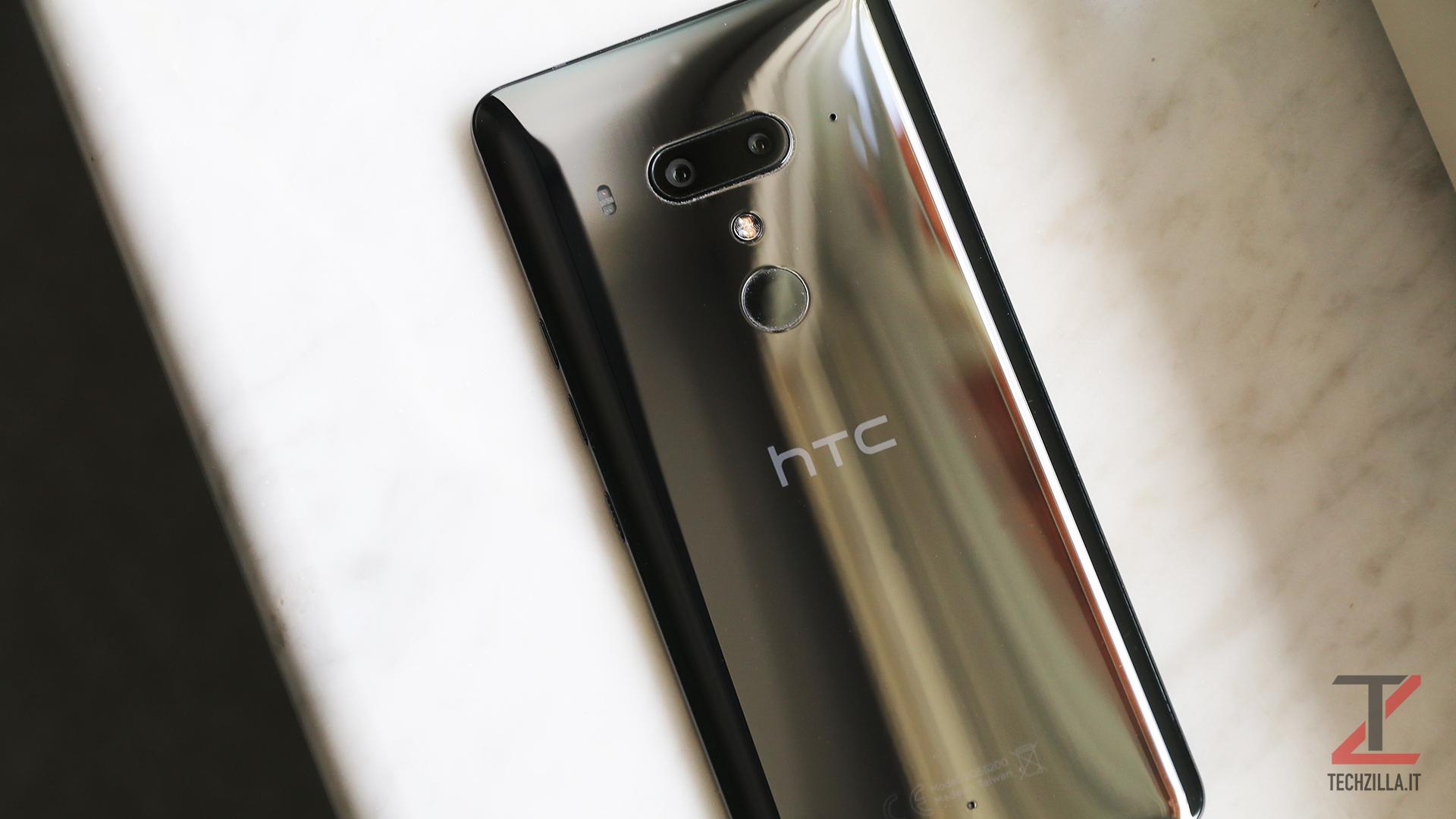 HTC U12+ recensione
