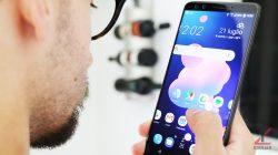 HTC U12+ utilizzo