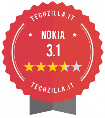 Badge Nokia 3.1