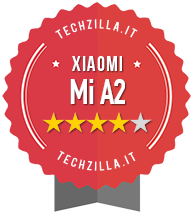 Badge Xiaomi Mi A2