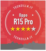 Badge Oppo R15 Pro