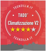 Badge Tado° Climatizzazione Intelligente V2