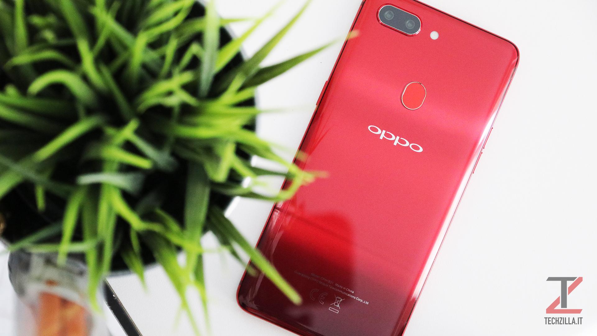 Oppo R15 Pro recensione
