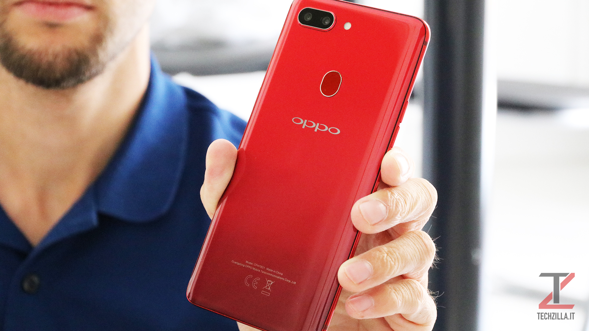 Oppo R15 Pro scheda tecnica