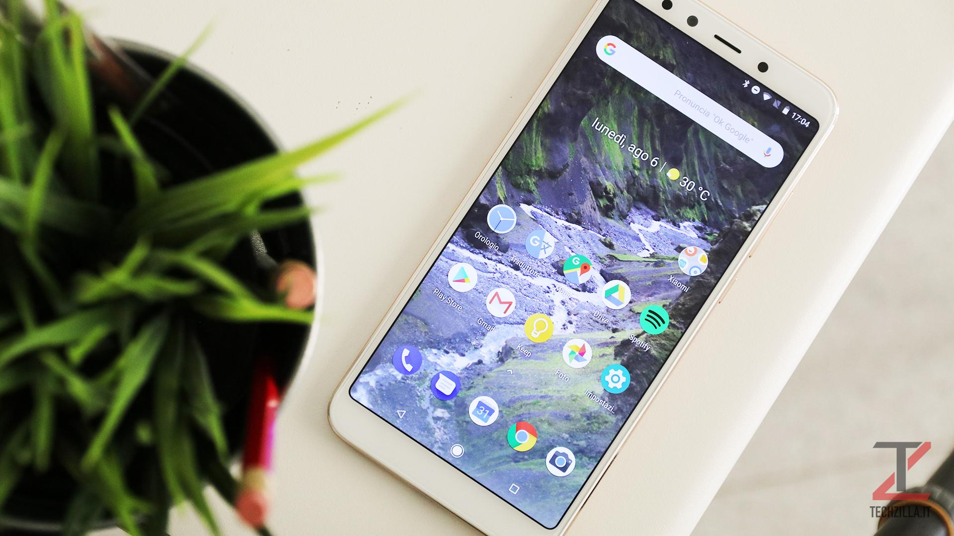 Xiaomi Mi A2 recensione