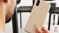 Xiaomi Mi A2 design