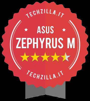 Badge Asus Zephyrus M