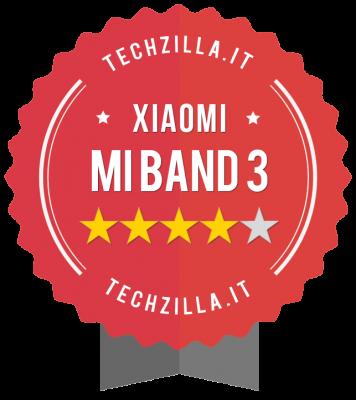 Badge Xiaomi Mi Band 3