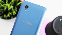 Alcatel 1 fotocamera
